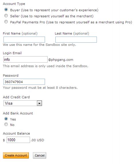 PayPal_createacoount